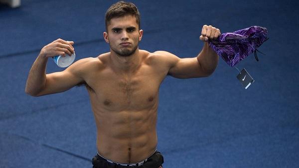 Hace dos semanas, el doble medallista olímpico Iván García denunció las malas condiciones en las que se encontraba su área de entrenamiento. Foto: Especial