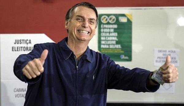 AMLO envía al Secretario de Agricultura a la investidura de Jair Bolsonaro en Brasil. Foto: Especial
