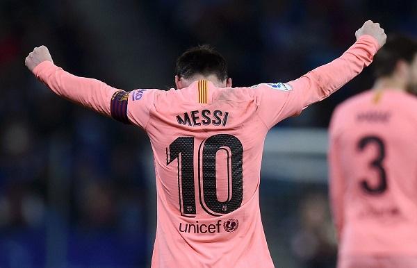 El Espanyol es el séptimo rival favorito de Messi en cuanto a goles marcados en toda su carrera profesional. Foto: Especial