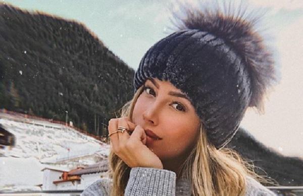 Salas optó por grabar un video para compartir con sus seguidores cómo la acosaron por ser latina. Foto: Instagram