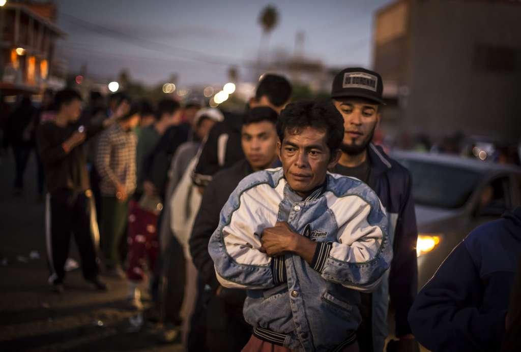 Reiteran apoyo a migrantes. FOTO: ARCHIVO/ CUARTOSCURO