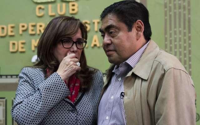 Barbosa Huerta dijo que cuatro magistrados, incluida su Presidenta, no resistieron las presiones políticas. FOTO: ARCHIVO/ CUARTOSCURO