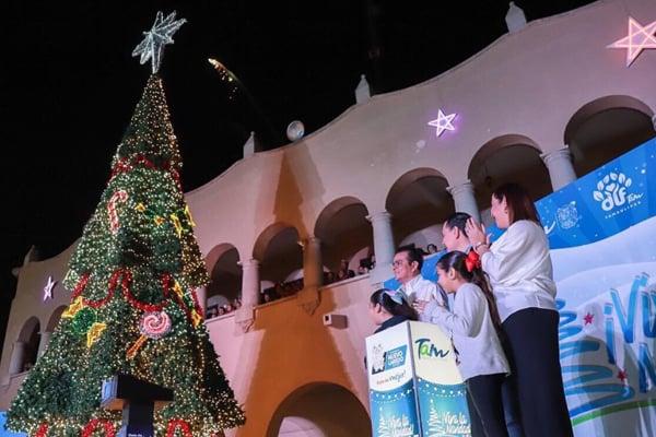 Navidad Tam 2018 ofrece actividades navideñas. FOTO: ESPECIAL