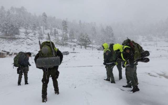 El Parque Nacional Nevado de Toluca tiene una superficie de 51 mil hectáreas
