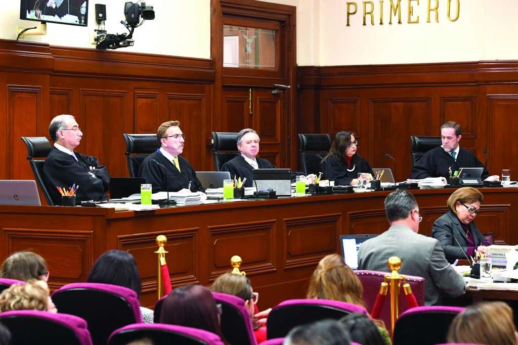 ESPERA. En la Suprema Corte de Justicia de la Nación actualmente hay dos acciones de inconstitucionalidad. Foto: CUARTOSCURO
