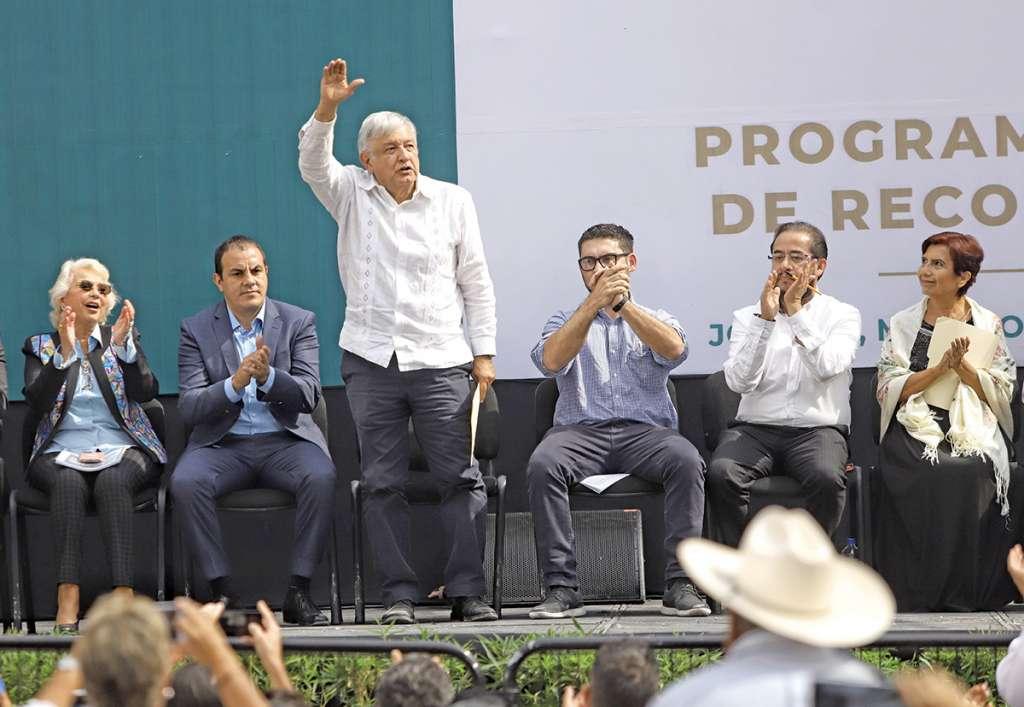 Foto: Víctor Gahbler / El Heraldo de México