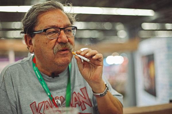 Paco Ignacio Taibo II, nacido Gijón, España, y naturalizado mexicano, pueda convertirse en director general del FCE. Foto: Cuartoscuro