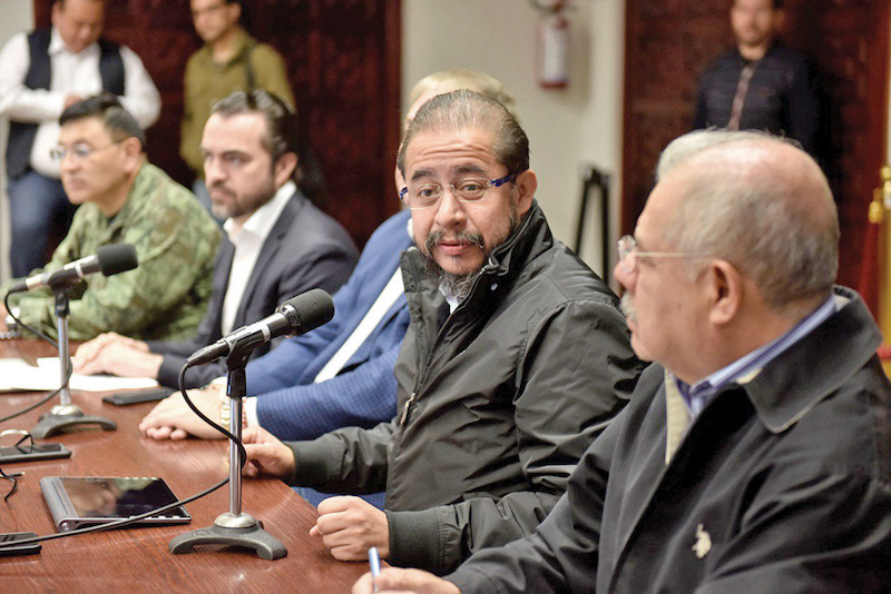El Consejo General del INE declaró, el 12 de septiembre, la pérdida de registro de Encuentro Social. Foto: Especial.