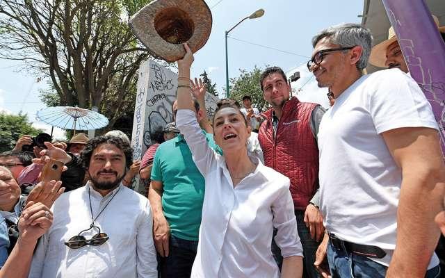La ex delegada de Tlalpan dijo que evitar los actos de corrupción significará acceder a 25 mil millones de pesos. Foto: Pablo Salazar / El Heraldo de México.