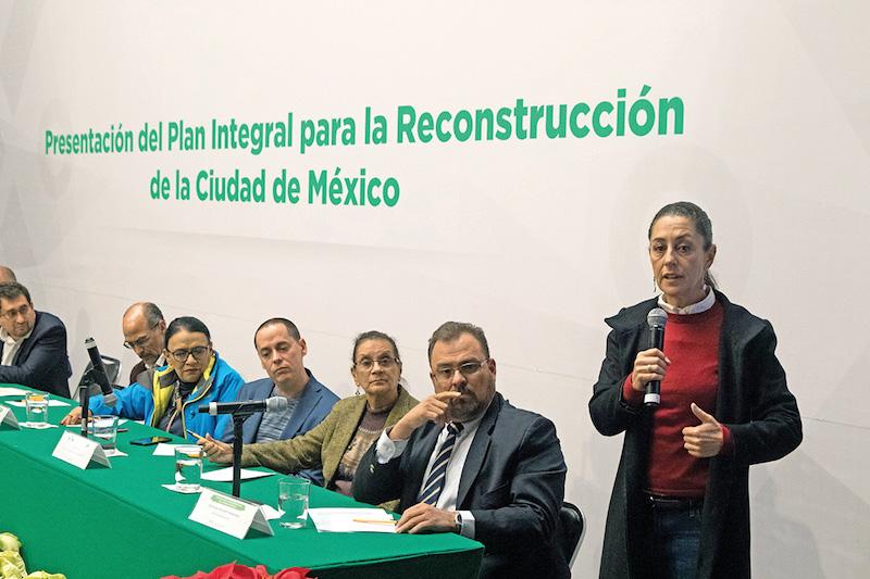 Para la rehabilitación de construcciones se darán hasta 350 mil pesos por vivienda, también a fondo perdido. FOTO: MOISÉS PABLO /CUARTOSCURO.COM