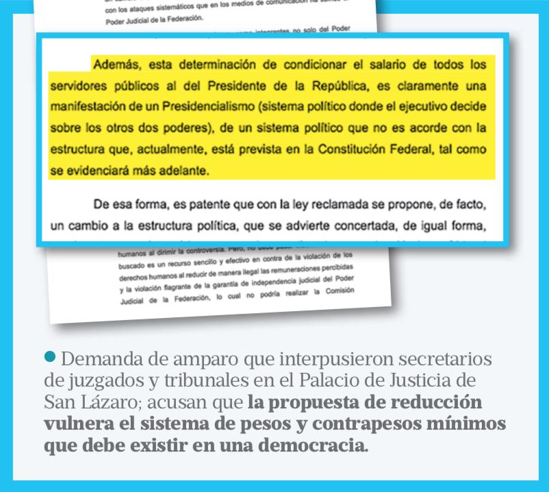 Esto representa un desacato a las recomendaciones de la Comisión Interamericana de Derechos Humanos.  El Heraldo de México