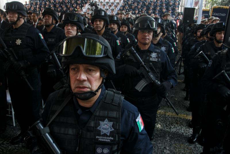 Las coordinaciones estatales de la Policía Federal realizarán un despliegue operativo territorial que permitirá orientar, auxiliar y asesorar a todos los visitantes