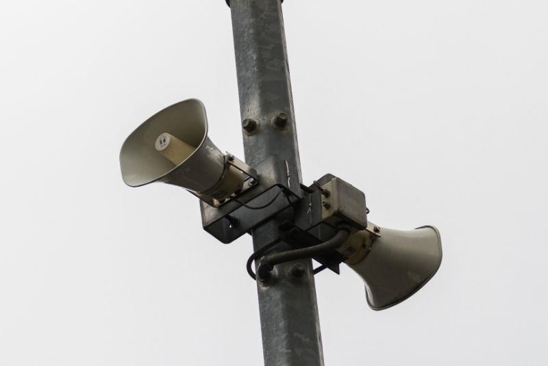 El sistema de altavoces con alerta sísmica se implementó en 2015 con ocho mil 200 aparatos en toda la capital