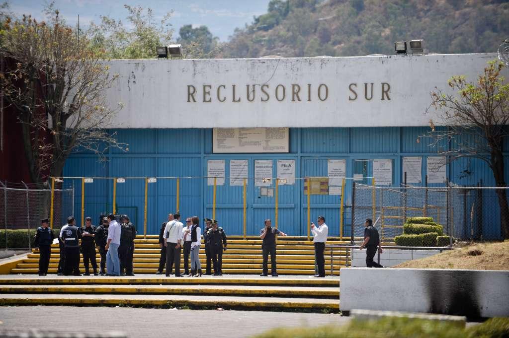 El imputado permanecerá en el Reclusorio Sur juez hasta que un juez determine si es vinculado a proceso FOTO: ARCHIVO/ CUARTOSCURO