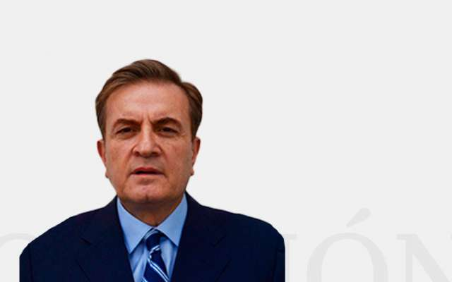 Rodolfo Lara Ponte / El Heraldo de México
