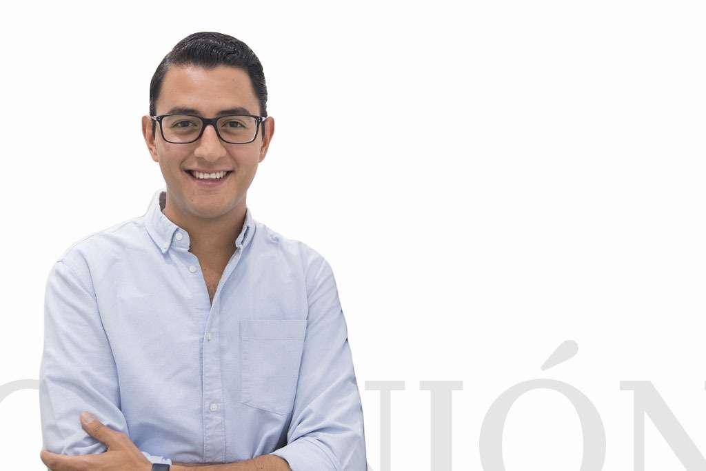 Rodrigo Miranda B. / Dirigente Juvenil PAN CDMX / El Heraldo de México