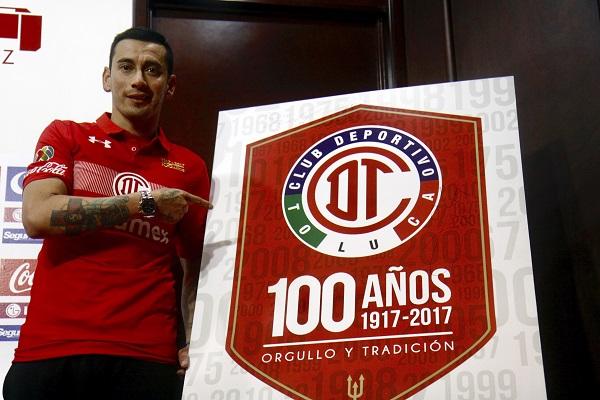 El jugador se destacó como uno de los mejores del futbol mexicano. Foto: Cuartoscuro