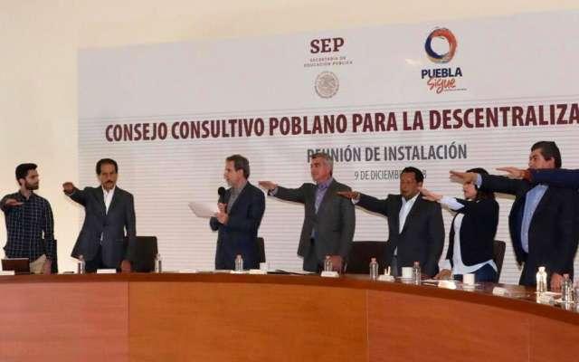 Puntualizó que en Puebla se tiene un compromiso permanente con la formación de calidad en todos los niveles y rincones del estado