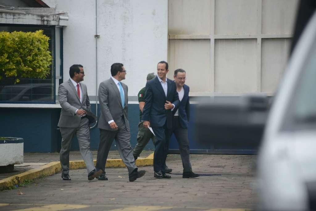 La salida del ex funcionario duartista ocasionó diferentes .posicionamientos FOTO: CUARTOSCURO