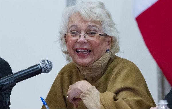 """La Secretaría de Gobernación expresó que el informe del Presidente de la Corte le """"encantó"""" Foto: Cuartoscuro"""
