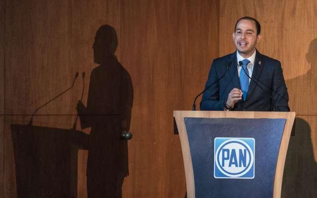 Cortés ha sido diputado federal y senador por Acción Nacional. FOTO: MARIO JASSO /CUARTOSCURO.COM