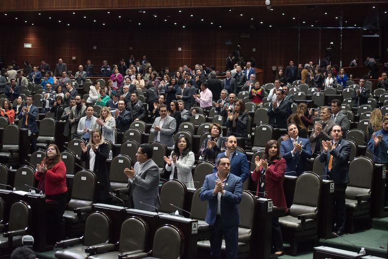PAN, PRI y PRD pedirán que la consulta para revocar el mandato del presidente no se realice el mismo día que la jornada electoral. FOTO: MARIO JASSO /CUARTOSCURO.COM