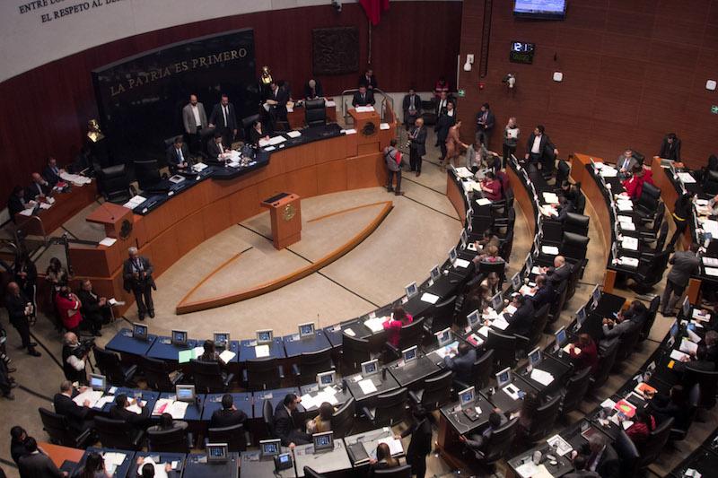 Desde septiembre, el Senado aprobó por unanimidad suscribir medidas de austeridad. FOTO: GALO CAÑAS /CUARTOSCURO.COM