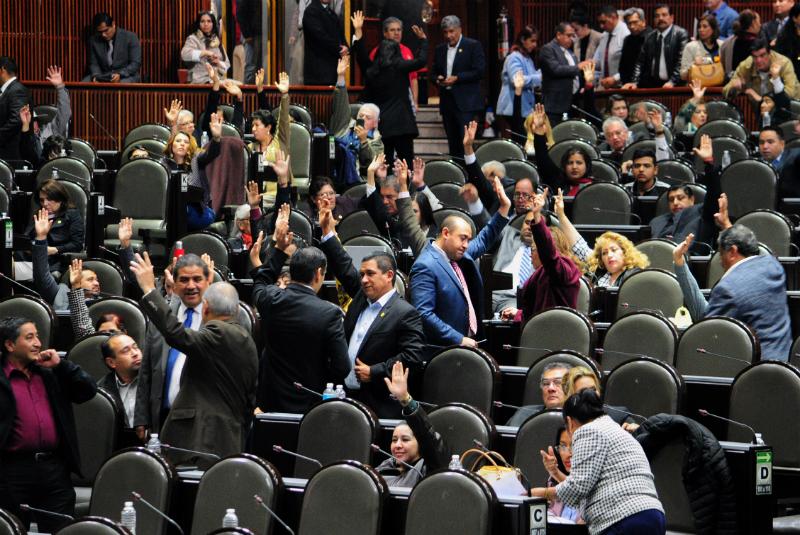 Los diputados aprovecharon para incluir temas de fondo, como la intervención de la ASF en el cumplimiento de la ley FOTO: Cuartoscuro