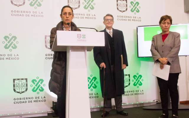 En conferencia de prensa, Sheinbaum reveló el nombre de quien ocupará este puesto. Foto: Cuartoscuro
