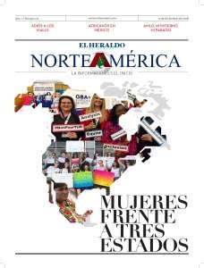 Heraldo de México Edición Norteamérica 9 de diciembre