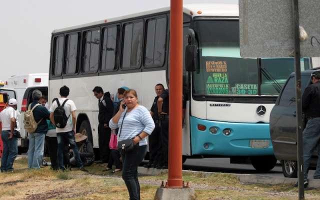 MIL VEHÍCULOS DEBERÁN CONTAR CON BOTÓN DE PÁNICO.  FOTO: ARMANDO MONROY /CUARTOSCURO.COM
