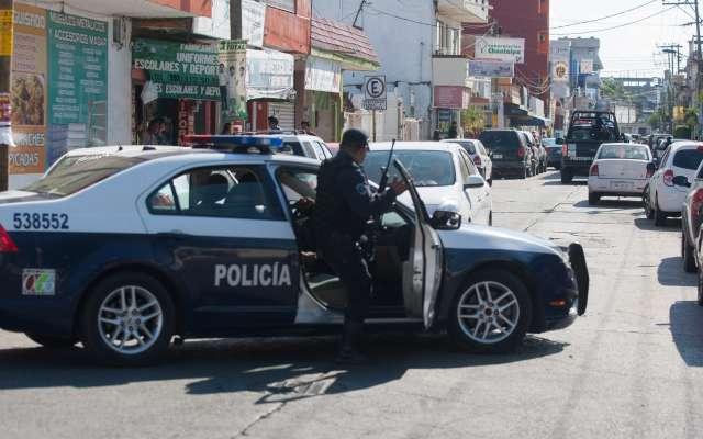 Elementos de la SSP realizaron la captura  FOTO: ARCHIVO/ CUARTOSCURO