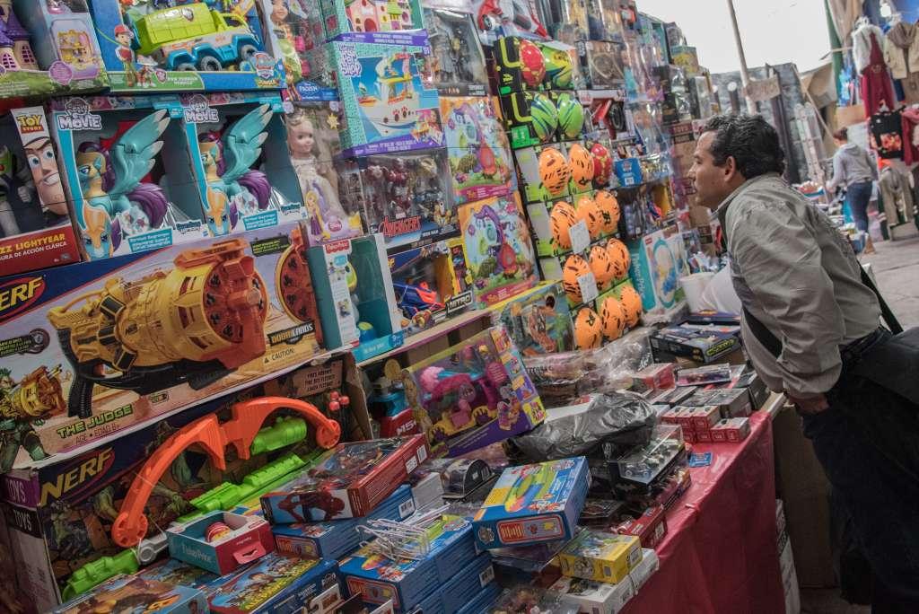 Entregarán balones, muñecas, juegos de herramientas, juegos de mesa, juegos de té, entre otros FOTO: ARCHIVO/ CUARTOSCURO