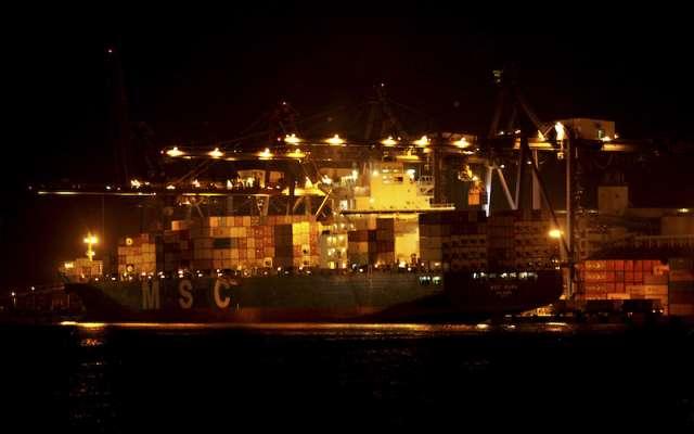 La revisión de la mercancía se realizará en zonas exclusivas fuera de los recintos portuarios. FOTO: FÉLIX MÁRQUEZ /CUARTOSCURO.COM