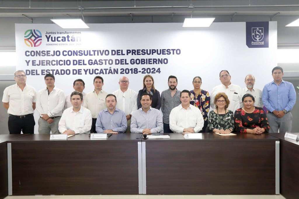 Habrá menos presupuesto para Yucatán, pero no se reducirá a seguridad: Mauricio Vila