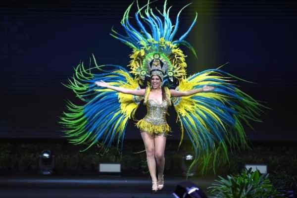 En esta edición del certamen participará la primera mujer trans, Ángela Ponce. Foto: AFP