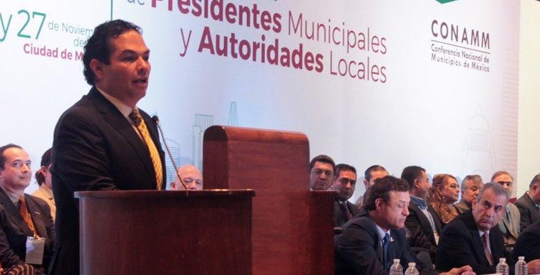 80 mil pesos gana el alcalde de Huixquilucan, Foto: @ANACmx_