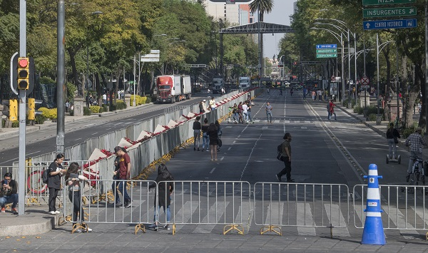 El evento, anunciado por la jefa de Gobierno de la Ciudad de México, Claudia Sheinbaum, será gratuito y contará con la participación de 20 artistas en escena. Foto: Edgar López