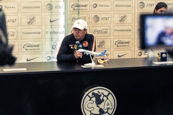 La plantilla americanista hoy tiene en duda a dos jugadores. FOTO: Club América