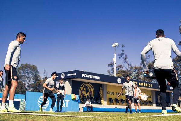 El América recibirá mañana en el Estadio Azteca a los Pumas. FOTO: CLUB AMÉRICA