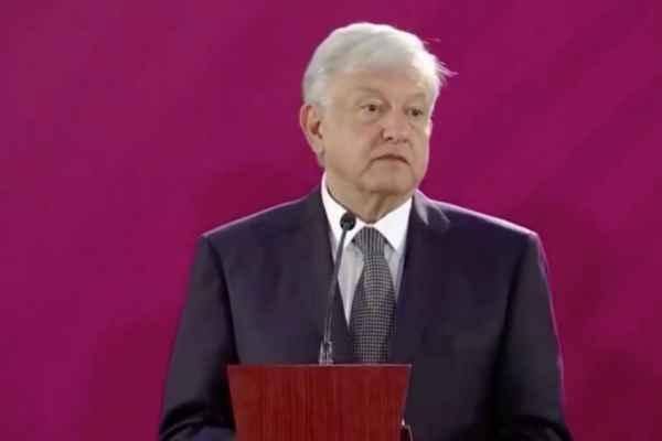 López Obrador Ofreció su primer conferencia de prensa como presidente. Foto: Especial