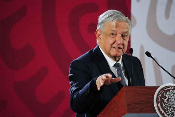 AMLO defendió una vez más la creación de la polémica Guardia Nacional. Foto: Cuartoscuro