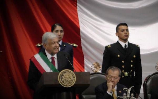 1D, el empezar de nuevo de López Obrador: VIDEO