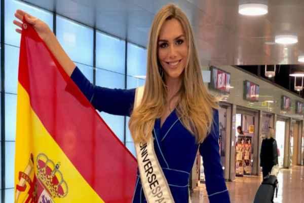 Ponce representará a España en la competencia que se llevará a cabo el próximo 16 de diciembre. Foto: @angelaponceof