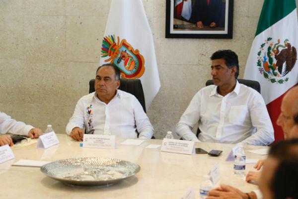 El gobernador anunció que hay un abanico de posibilidades de inversión tras reunirse con elembajador, Mohammed Jassim Al-Kuwari