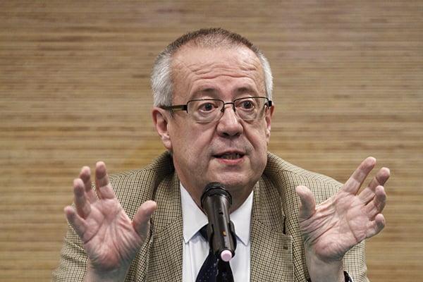 Carlos Urzúa se perfila como próximo Secretario de Hacienda.  FOTO: CUARTOSCURO