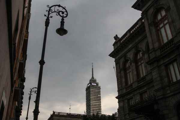 En la Ciudad de México se prevé una temperatura máxima de 20 a 22 y mínima de 9 a 11 grados. Foto: Archivo   Cuartoscuro