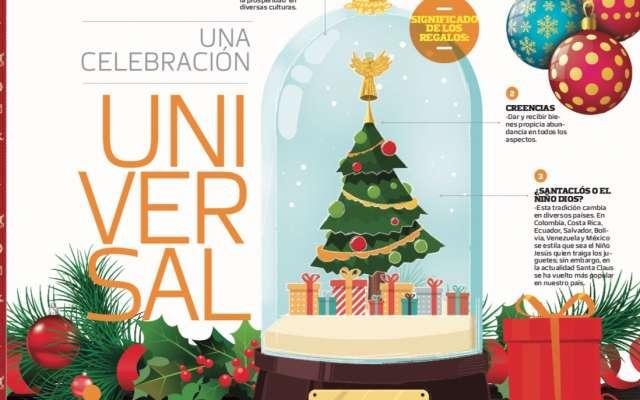 Las festividades en México y en el mundo de la Navidad