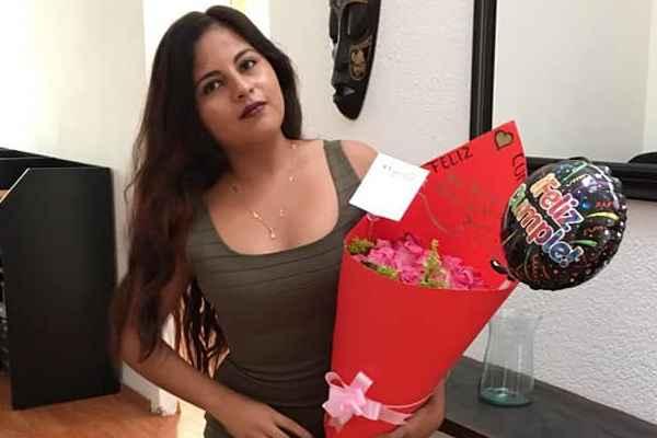 Cindy Lucía Saldivar Mérida tiene 25 años de edad, es mexicana, mide 1.60 m, es de complexión mediana y tez morena. Foto: Facebook