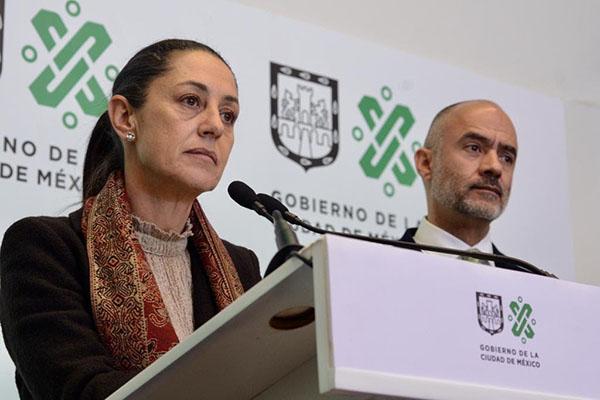 La mandataria capitalina señaló que la Comisión de Derechos Humanos local afirmó que no hay violación a sus derechos humanos.